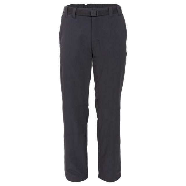 Clifton Men's Waterproof Walking Trousers in Black