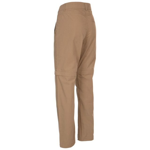 Trespass Women's Adventure UV Trousers Clink Cashew