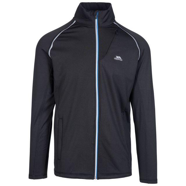 Clive Men's Quick Dry Active Jacket in Black