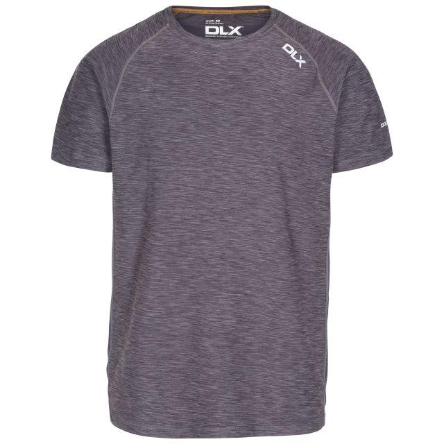 Cooper Men's DLX Active T-Shirt in Grey