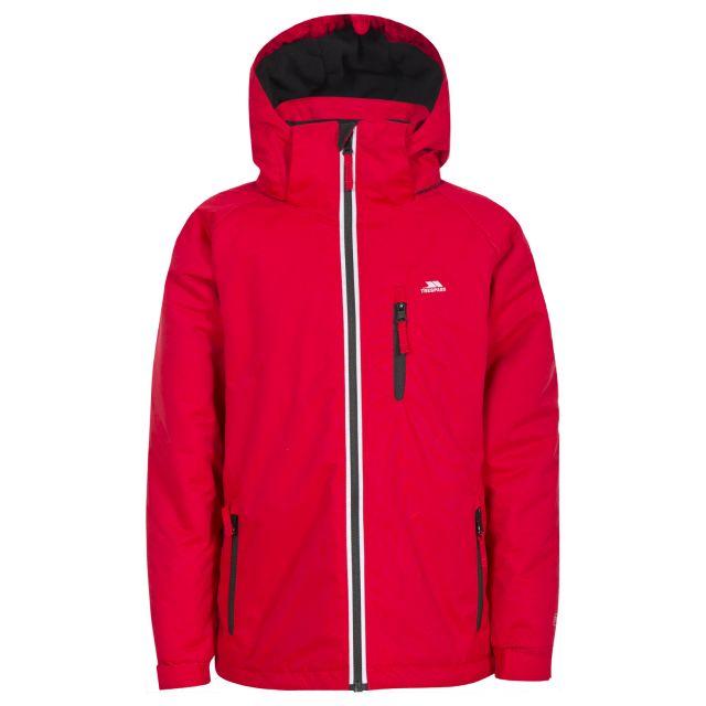 Cornell II Kids' Waterproof Jacket in Red