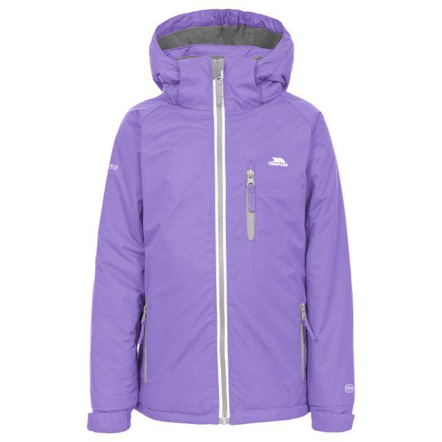 Cornell II Kids' Waterproof Jacket in Light Purple