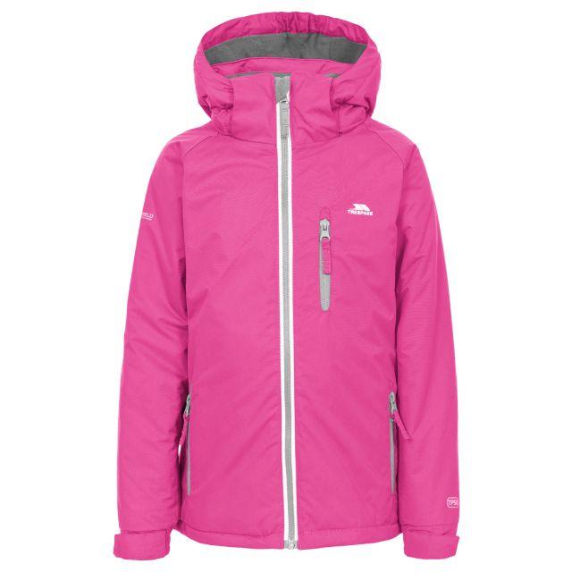 Cornell II Kids' Waterproof Jacket in Pink