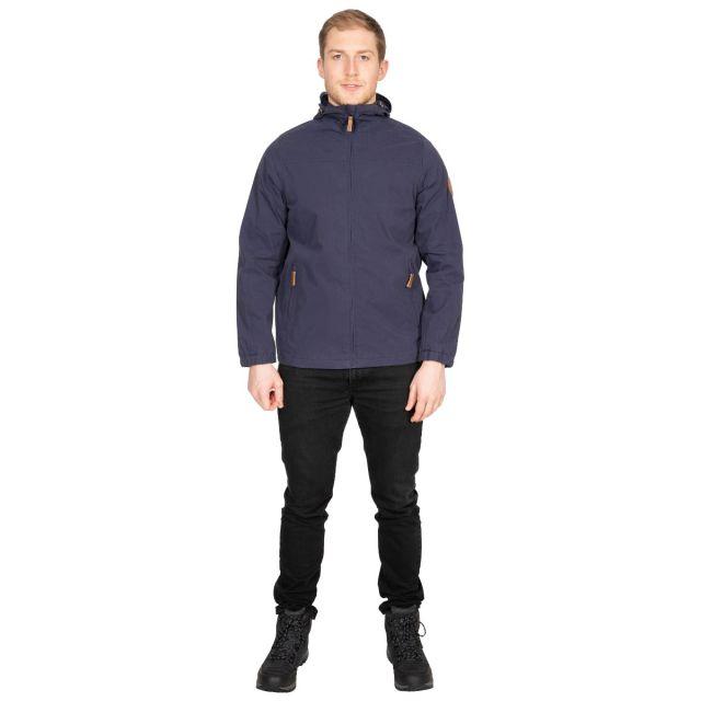 Corrigan Men's DLX Waterproof Jacket in Navy