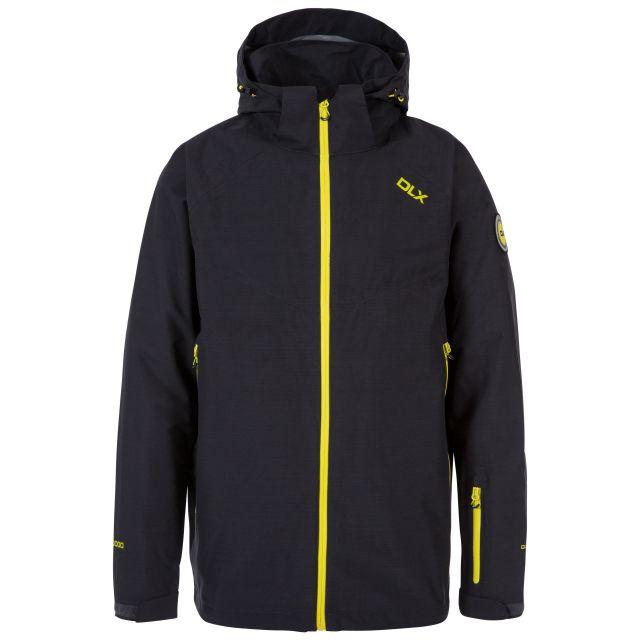 Crompton Men's DLX Waterproof Ski Jacket in Grey