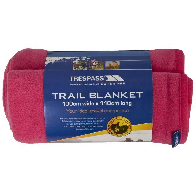 Fleece Blanket 100 x 140cm in Pink