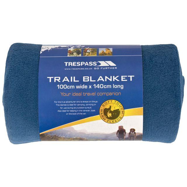 Fleece Blanket 100 x 140cm in Blue