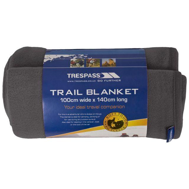 Fleece Blanket 100 x 140cm in Grey