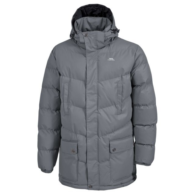 Cumulus Men's Padded Casual Jacket in Green