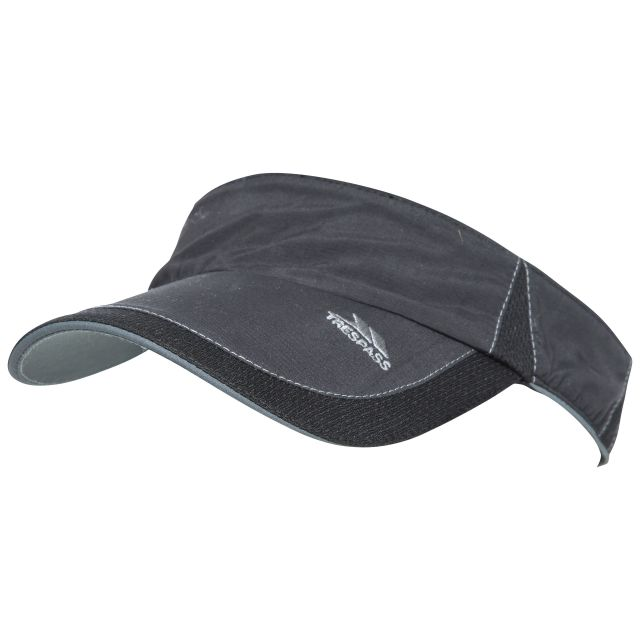 Cutts Adults' Adjustable Visor in Black