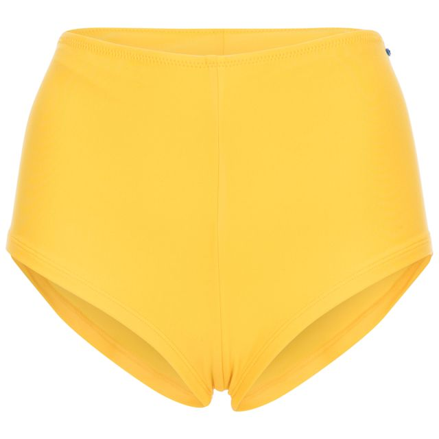 Daria II Women's Bikini Bottoms in Yellow