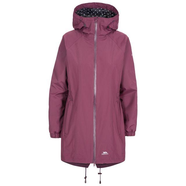 Daytrip Women's Waterproof Jacket in Purple