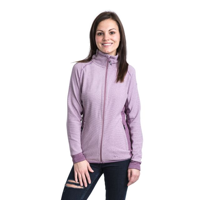 Detour Women's Fleece in Burgundy