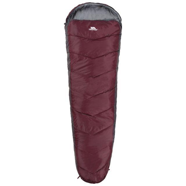 Doze 3 Season Water Repellent Sleeping Bag in Blackcurrant