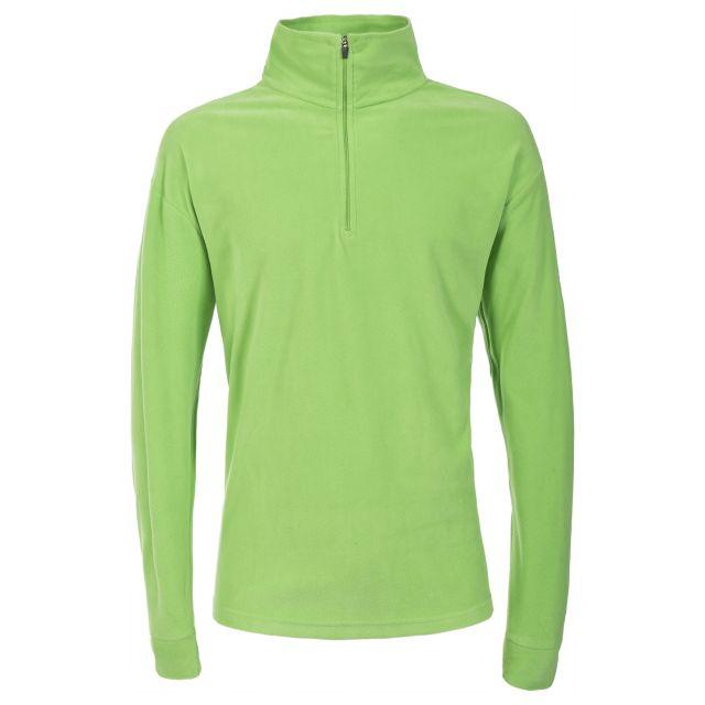 Duty Men's 1/2 Zip Fleece  in Green