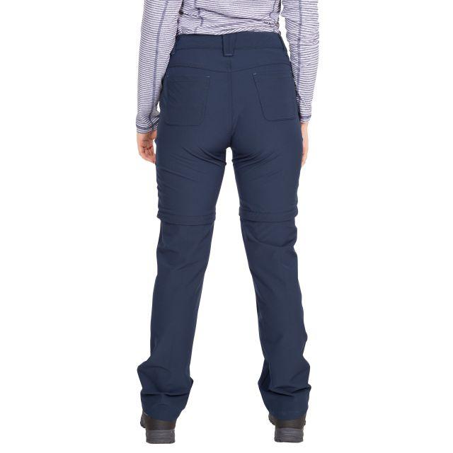 Eadie Women's Water Resistant Walking Trousers in Navy