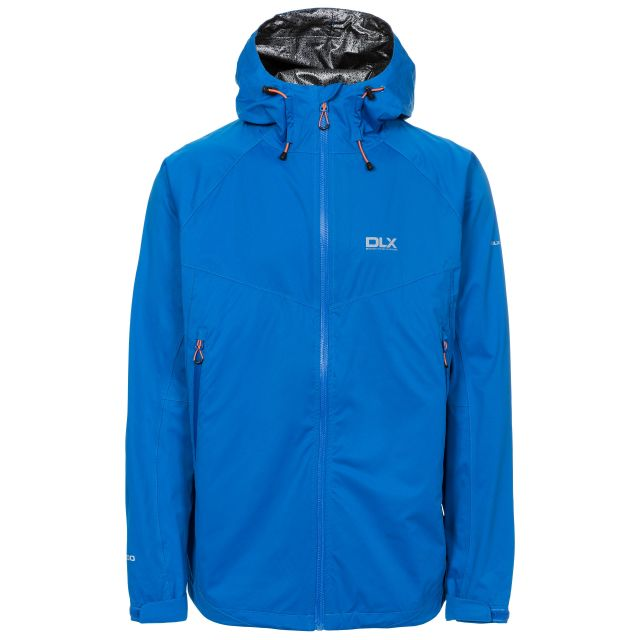Edmont II DLX Men's Waterproof Jacket in Blue