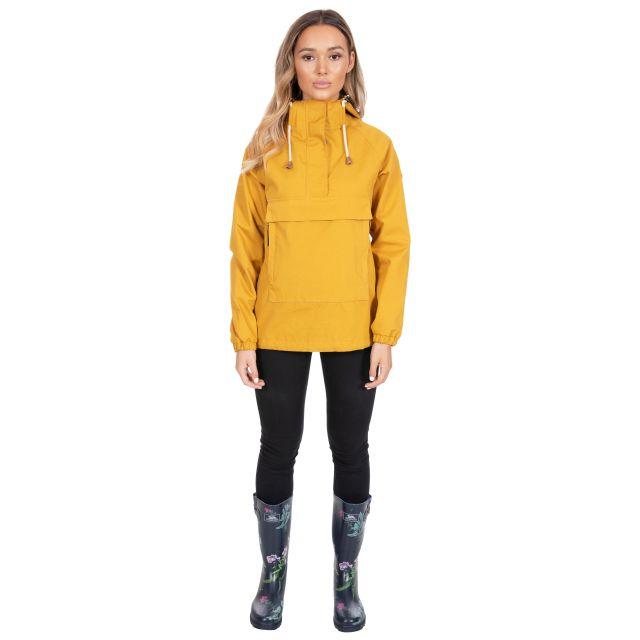 Entirely Women's Waterproof Jacket in Yellow
