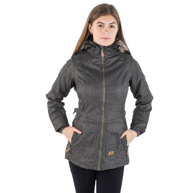 Everyday Women's Padded Waterproof Jacket in Khaki