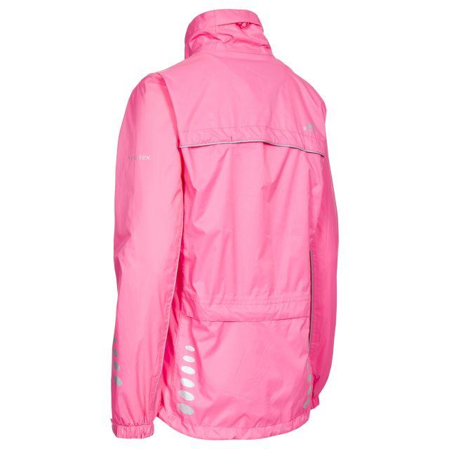 Trespass Womens Waterproof Jacket Breathable Fairing Pink
