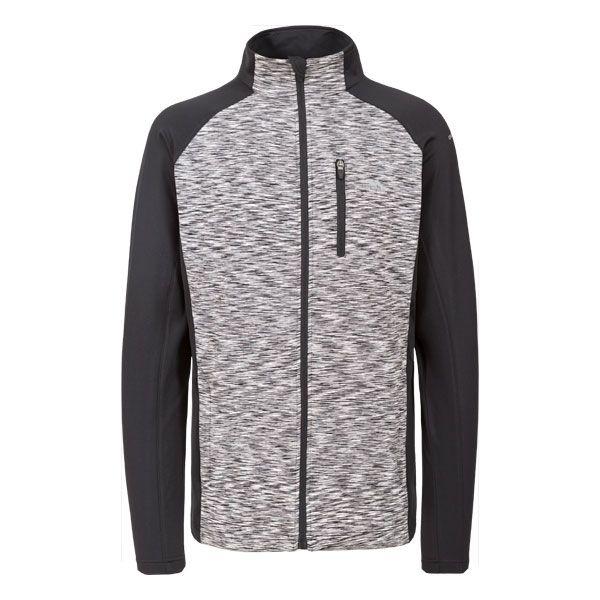 Ferris Men's Quick Dry Active Jacket in Black