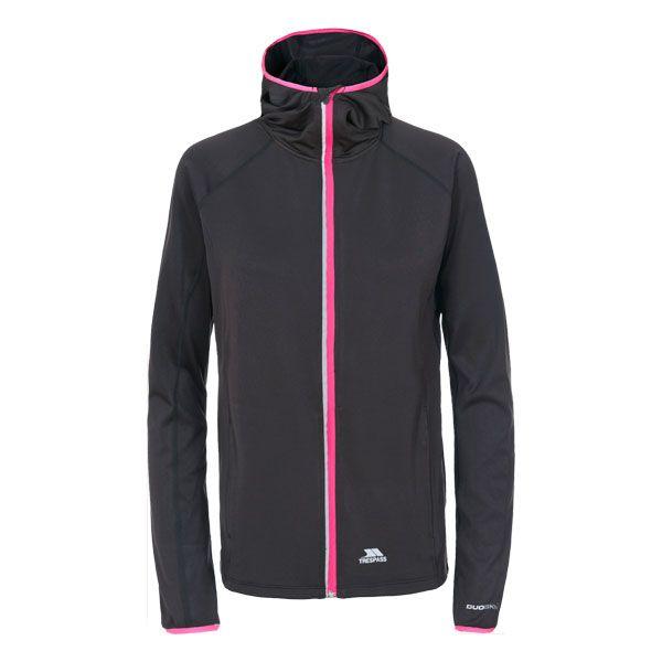 Finchie Women's Active Jacket in Black