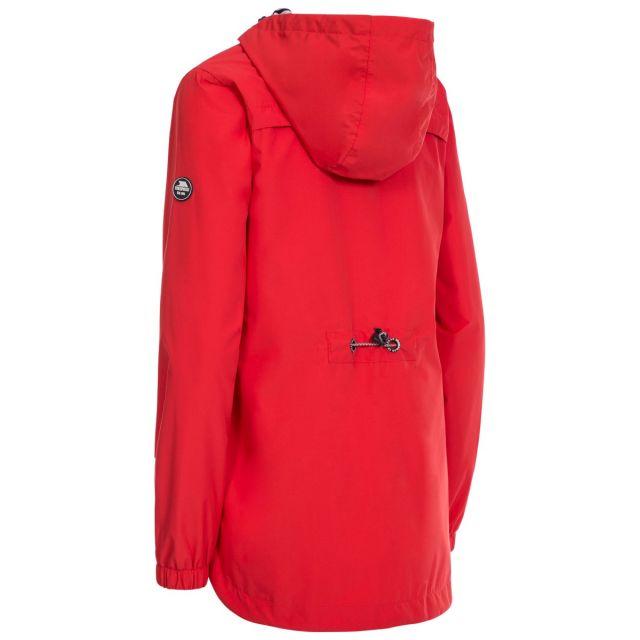 Flourish Women's Waterproof Jacket in Red
