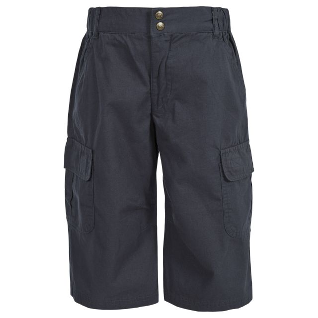 Flynn Kids' 3/4 Length Trousers in Grey