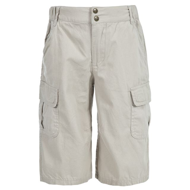 Flynn Kids' 3/4 Length Trousers in Beige