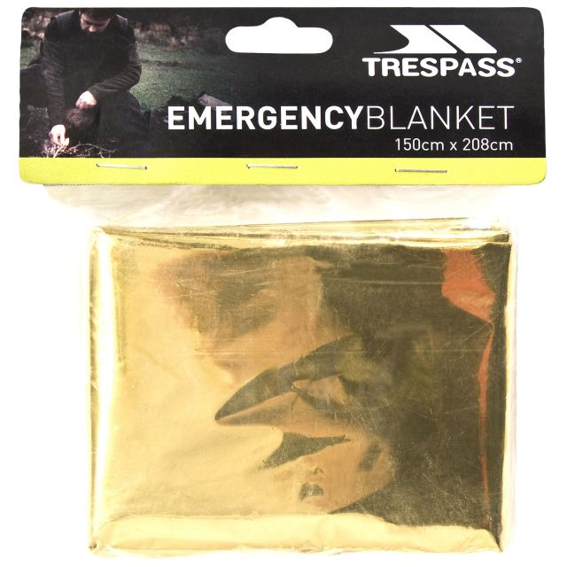 Emergency Foil Blanket in Assorted