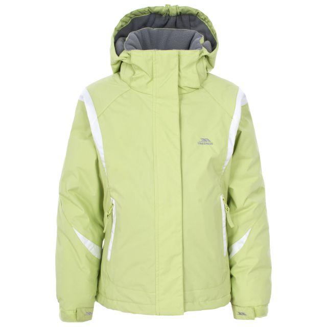 Vanetta Girls' Ski Jacket in Light Green