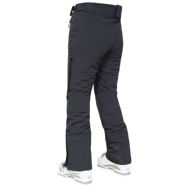 Galaya Women's Waterproof Ski Trousers in Black