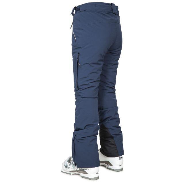 Galaya Women's Waterproof Ski Trousers in Navy