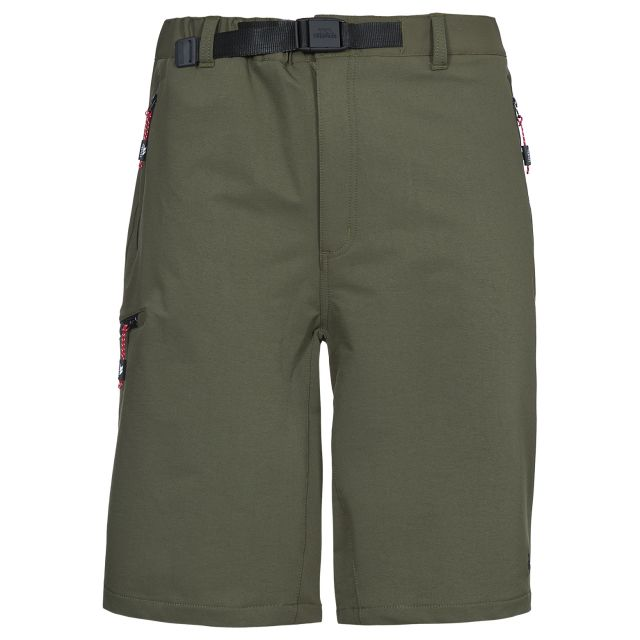 Garison Men's Cargo Shorts in Khaki