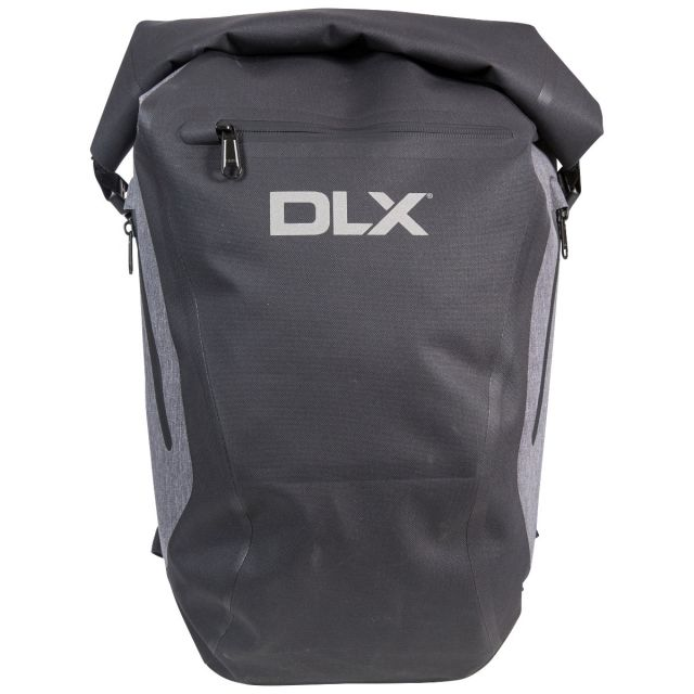 Gentoo DLX 20L Waterproof Roll Top Backpack, Back view