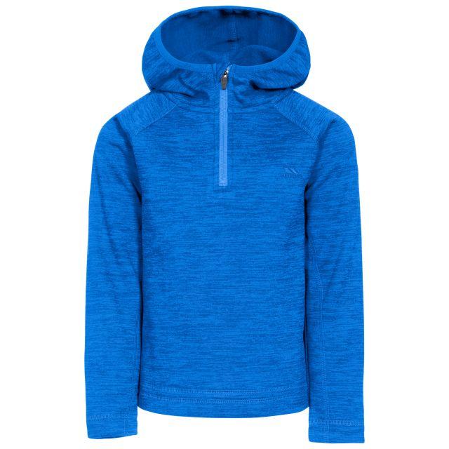 Gladdner Kids' Hooded Fleece in Blue