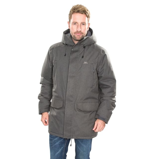 Glover Men's Waterproof Jacket in Grey