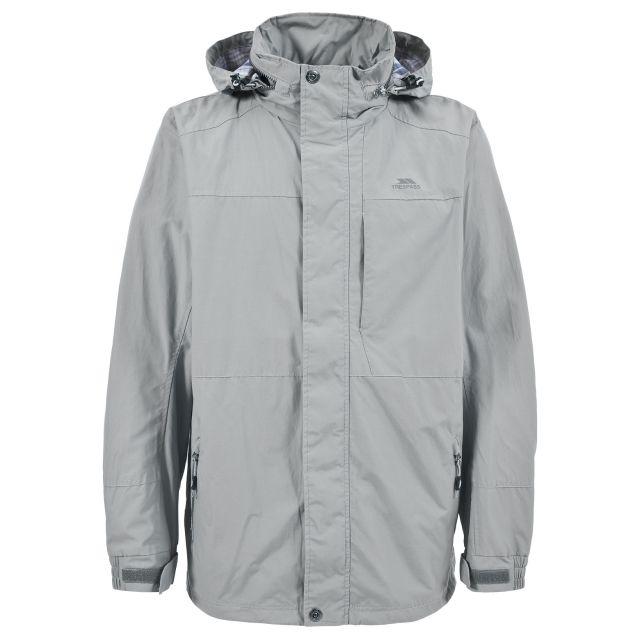 Hinkley Men's Hooded Casual Jacket in Sage
