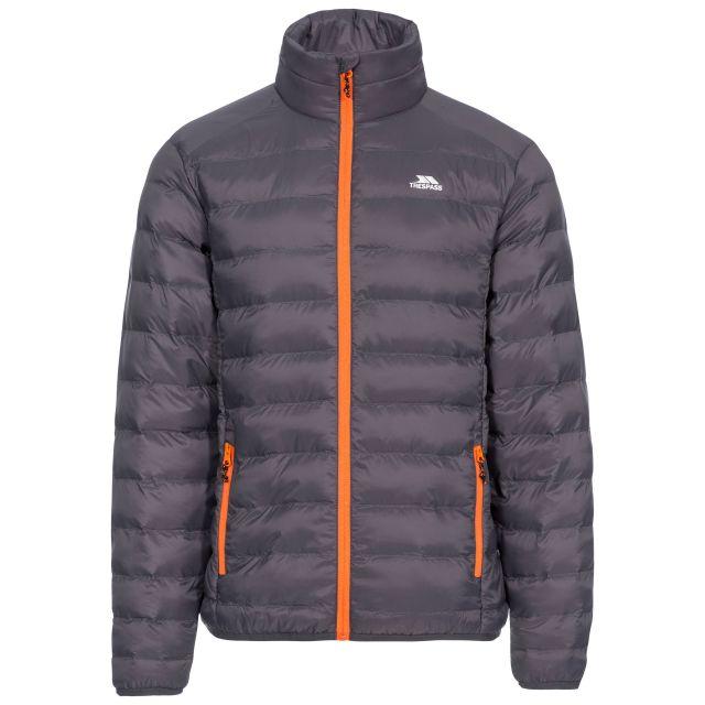 Howat Men's Lightweight Packaway Jacket in Grey