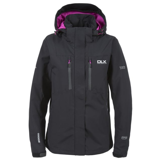 Imelda Women's DLX Waterproof Jacket in Black