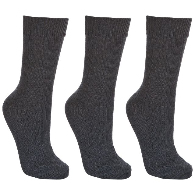 Intense Adults' Casual Socks - 3 Pack in Assorted