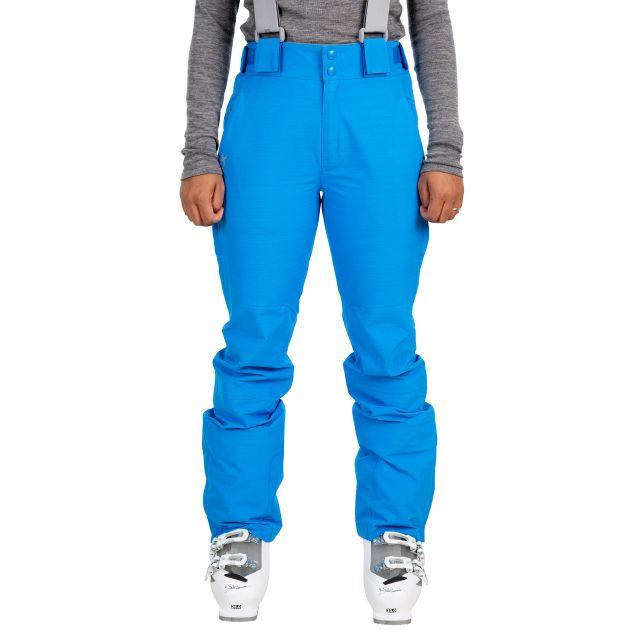 Jacinta Women's DLX Waterproof Salopettes in Blue