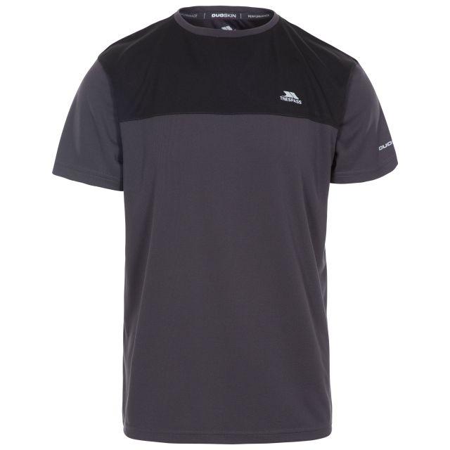 Jacob Men's Active T-Shirt in Grey