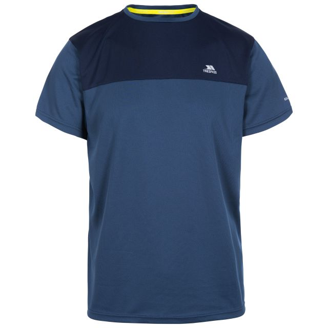 Jacob Men's Active T-Shirt in Navy