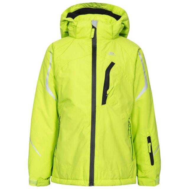 Jala Girls' Ski Jacket in Green