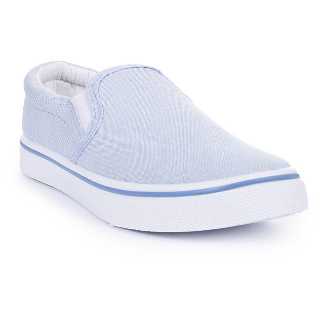 Jamboree Kids' Slip On Shoes in Light Blue