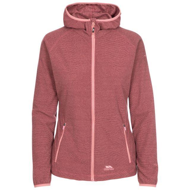 Jennings Women's Fleece Hoodie in Pink