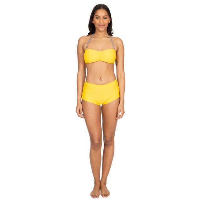 Jessica Women's Bikini Top in Yellow