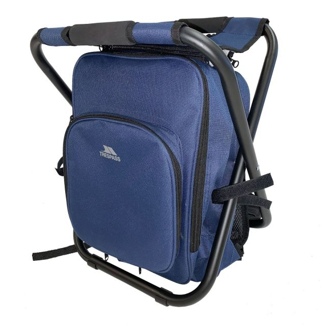 Jubilee Backpack Chair for Hiking & Fishing in Navy