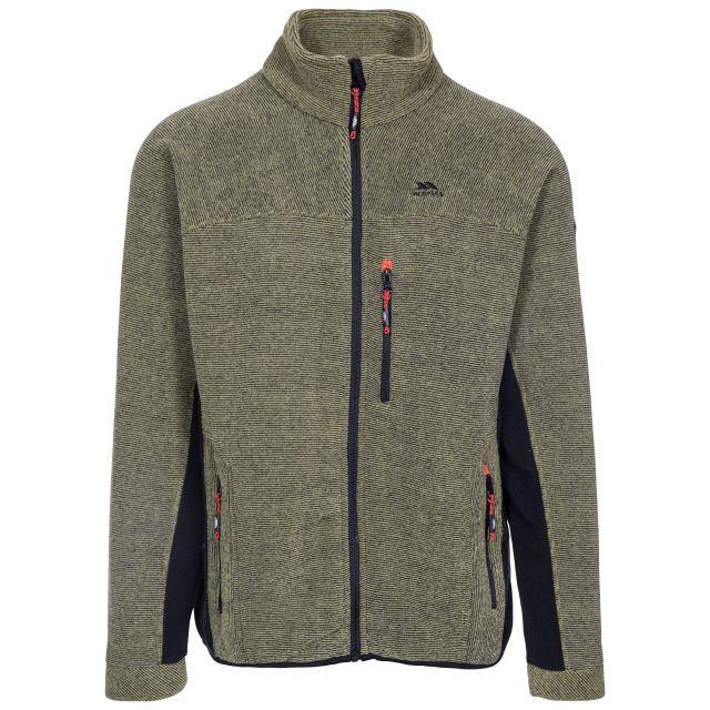 Jynx Men's Fleece Jacket in Green